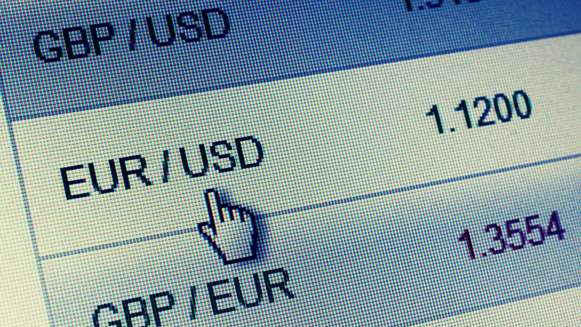 The Advantages of Knowing the Exchange Rates